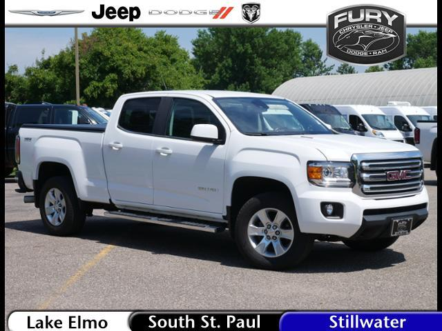 2017 GMC Canyon 4WD Crew Cab 140.5 SLE St. Paul MN