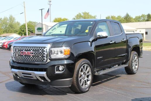 2017 GMC Canyon 4WD Denali Fort Wayne Auburn and Kendallville IN