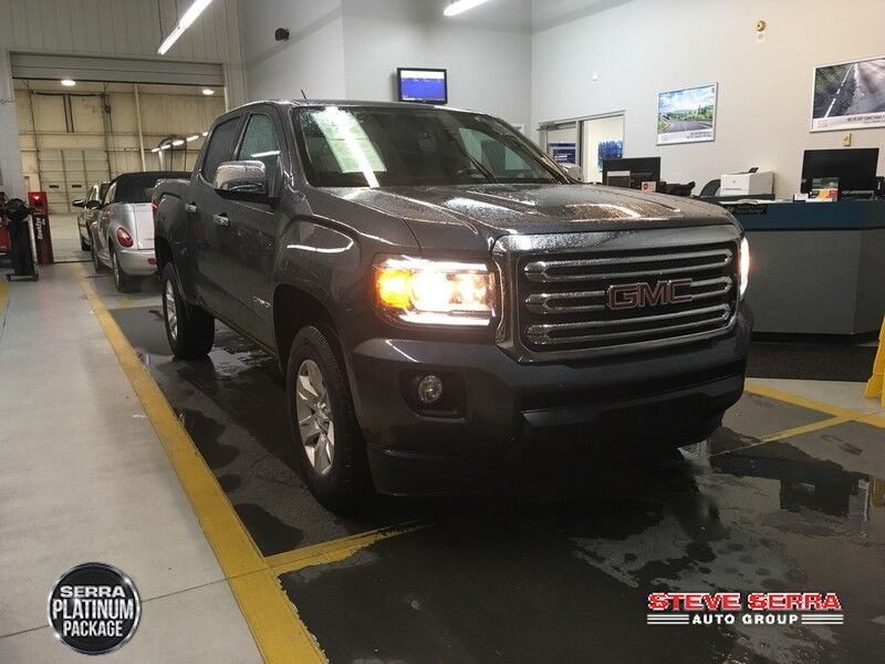2017 GMC Canyon 4WD SLE Trussville AL