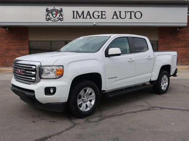 2017 GMC Canyon 4WD SLE West Jordan UT