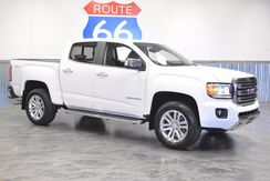 2017_GMC_Canyon_4WD SLT 'DIESEL!' LEATHER! NAVIGATION! BED COVER! ONLY 30K MILES! LIKE NEW!!_ Norman OK