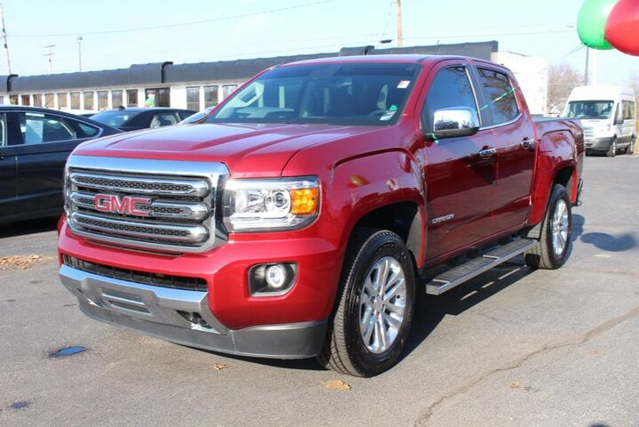 2017 GMC Canyon 4WD SLT Fort Wayne Auburn and Kendallville IN