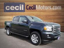 2017_GMC_Canyon_SLE_  TX