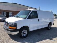 2017_GMC_Savana 2500 Cargo Van w/ Ladder Rack__ Ashland VA