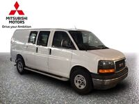 GMC Savana 2500 Work Van 2017