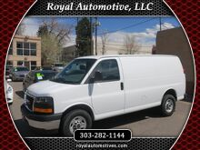 2017_GMC_Savana Cargo Van__ Englewood CO
