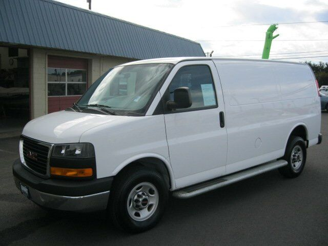 2017 GMC Savana Cargo Van  Newport OR