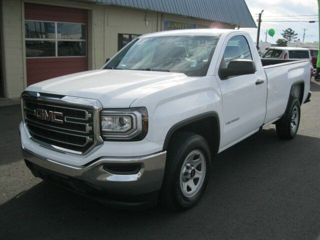 2017 GMC Sierra 1500  Newport OR