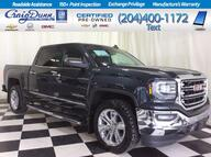 2017 GMC Sierra 1500 * SLT Crew Cab 4x4 * VENTED & HEATED LEATHER * Portage La Prairie MB