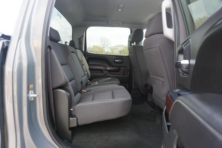 2017 GMC Sierra 1500 4X4 SLE Dallas TX