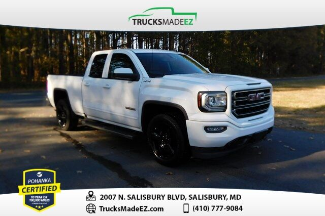 2017 GMC Sierra 1500 Base Salisbury MD