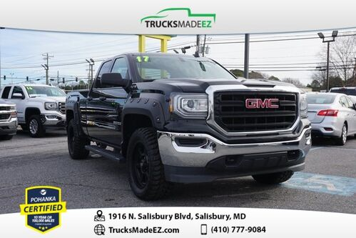 2017_GMC_Sierra 1500_Base_ Salisbury MD