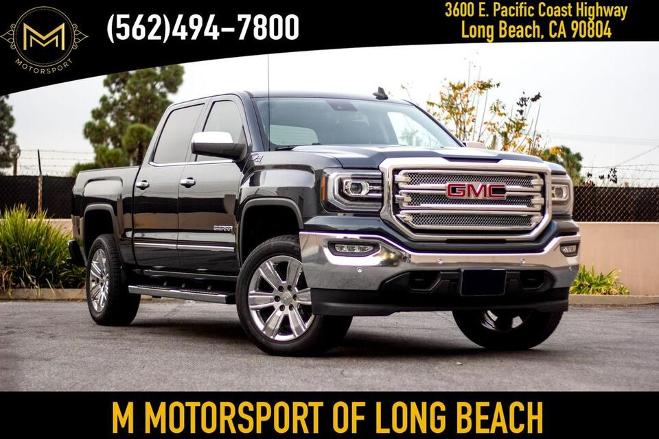2017_GMC_Sierra 1500 Crew Cab_SLT Pickup 4D 6 1/2 ft_ Long Beach CA