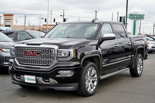 2017 GMC Sierra 1500 Denali Fort Wayne Auburn and Kendallville IN