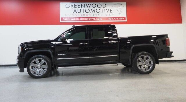 2017 GMC Sierra 1500 Denali Greenwood Village CO