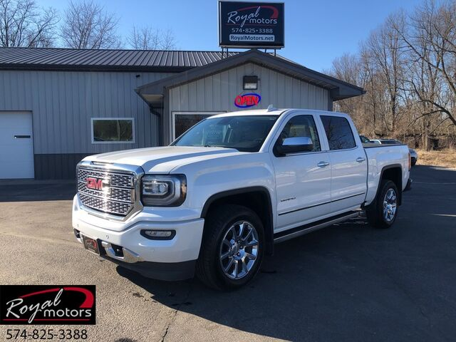 2017 GMC Sierra 1500 Denali Middlebury IN