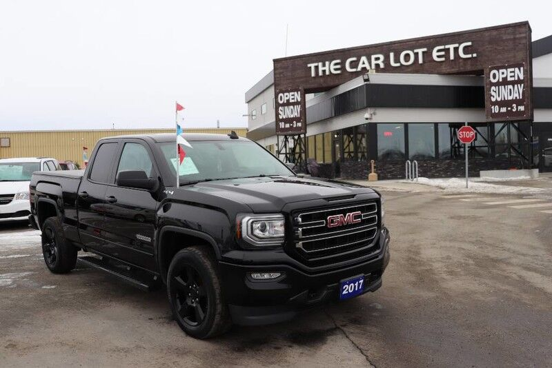 2017 GMC Sierra 1500 Elevation Double Cab 4X4 Greater Sudbury ON
