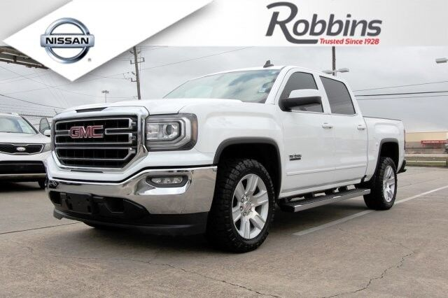 2017 GMC Sierra 1500 SLE Houston TX