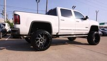 2017_GMC_Sierra 1500_SLT 4WD Lifted,Sunroof,Heated Seats,Bose Sound_ Houston TX