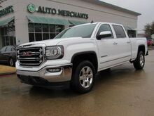 2017_GMC_Sierra 1500_SLT Crew Cab Short Box 4WD HEATED/COOLED SEATS, BACK UP CAMERA, BLUETOOTH CONNECTIVITY,_ Plano TX