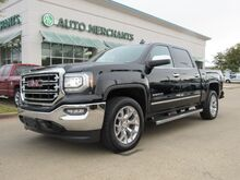 2017_GMC_Sierra 1500_SLT Crew Cab Short Box 4WD,** MSRP $52,955 ** Sun/Moonroof, Navigation System,  Leather, Warranty_ Plano TX