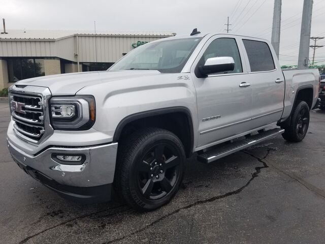 2017 GMC Sierra 1500 SLT Fort Wayne Auburn and Kendallville IN
