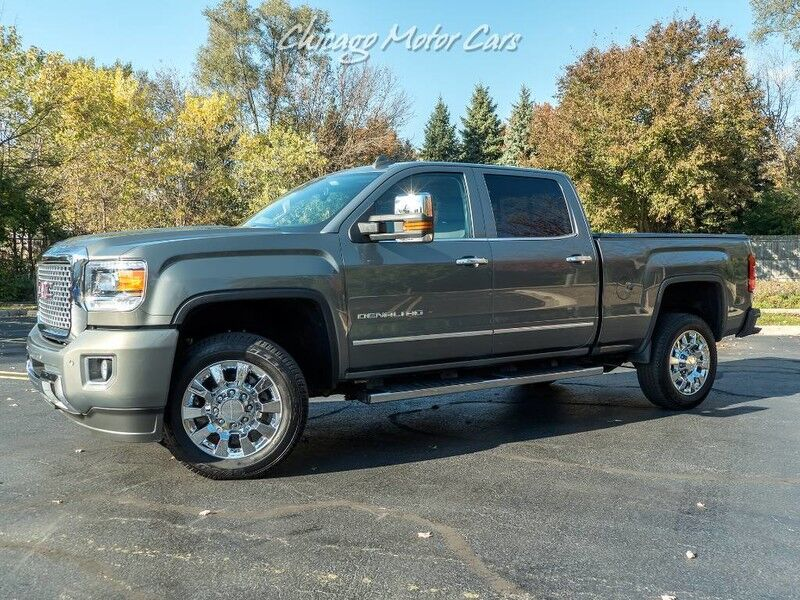 2017_GMC_Sierra 2500HD_Denali_ Chicago IL