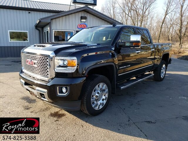2017 GMC Sierra 2500HD Denali Middlebury IN