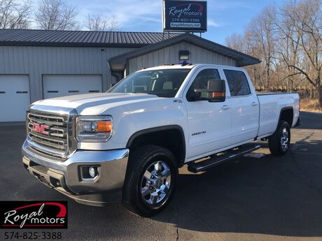 2017 GMC Sierra 2500HD SLE Middlebury IN