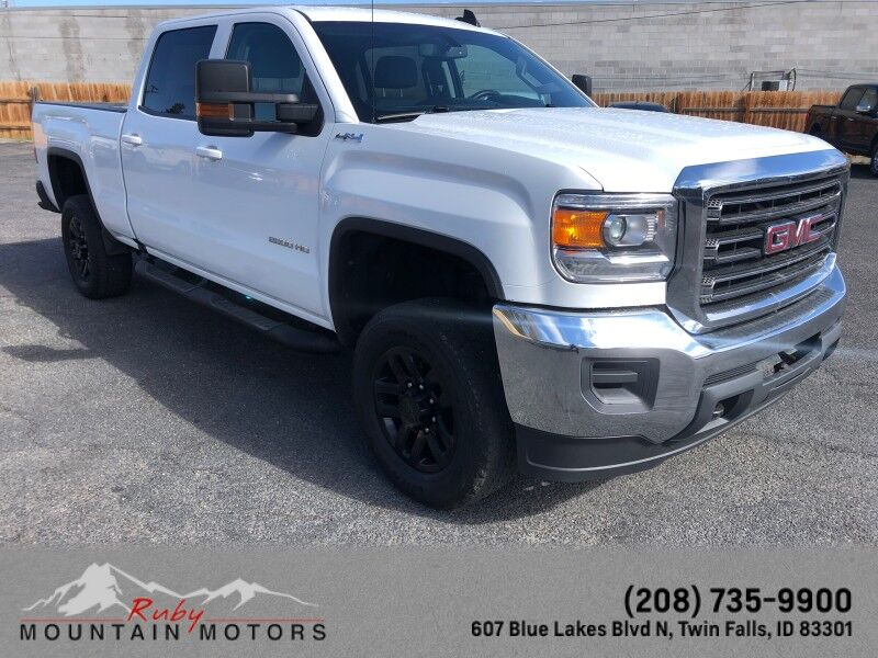 2017 GMC Sierra 2500HD WORK TRUCK Twin Falls ID
