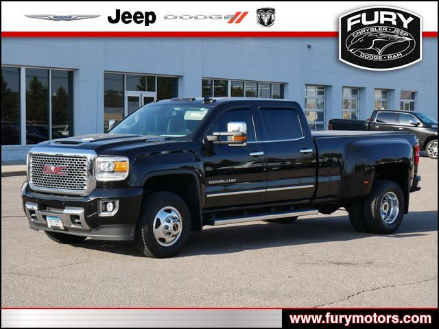 2017 GMC Sierra 3500HD Denali Oak Park Heights MN