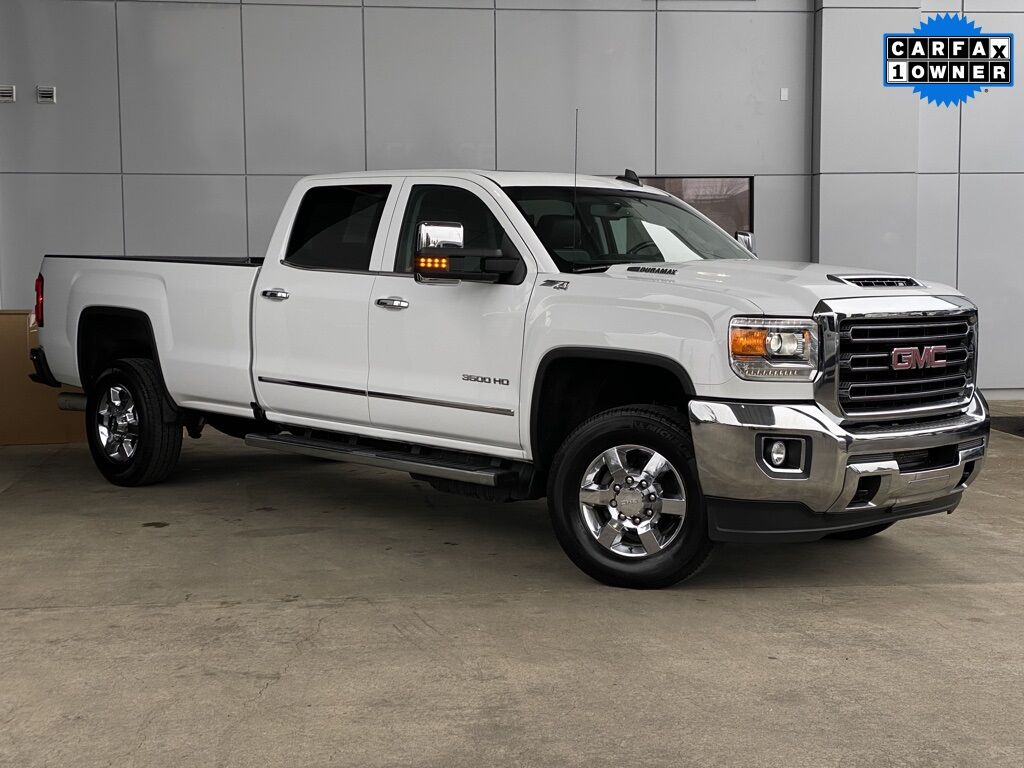 2017 GMC Sierra 3500HD SLT Milwaukie OR