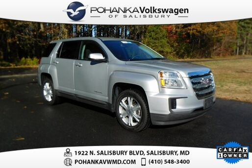 2017_GMC_Terrain_SLE-1 ** 31+ MPG ** LOW MILES **_ Salisbury MD