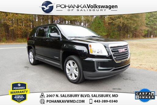 2017_GMC_Terrain_SLE-1 ** CLEAN CARFAX ONE OWNER ** LOW MILES ** CHECK IT_ Salisbury MD
