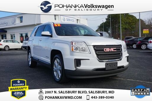 2017_GMC_Terrain_SLE-1 ** ONE OWNER ** CLEAN CARFAX **_ Salisbury MD