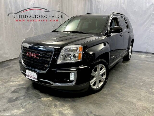2017 GMC Terrain SLE / 2.4L 5-Cyl Engine / FWD / Navigation / Touch Screen / Bluetooth / Heated Seats / Remote Start / Rear View Camera Addison IL