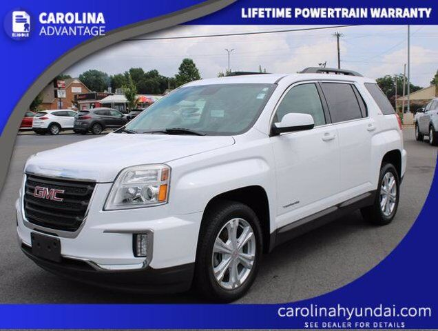 2017 GMC Terrain SLE High Point NC