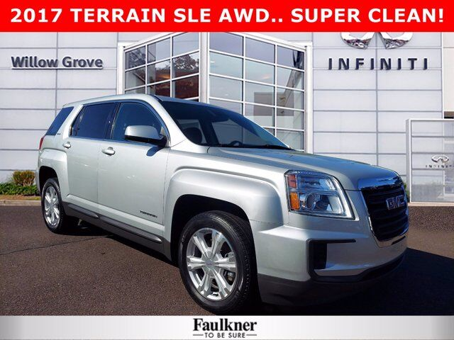 2017 GMC Terrain SLE Willow Grove PA