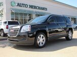 2017 GMC Terrain SLE1 FWD 2.4L 4CYL AUTOMATIC, CLOTH SEATS, SATELLITE RADIO, BACK UP CAMERA, BLUETOOTH CONNECTION