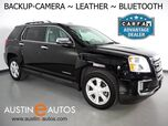 2017 GMC Terrain SLT *BACKUP-CAMERA, TOUCH SCREEN, LEATHER, HEATED FRONT SEATS, STEERING WHEEL CONTROLS, ALLOY WHEELS, PIONEER AUDIO, BLUETOOTH