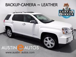 2017_GMC_Terrain SLT_*BACKUP-CAMERA, TOUCH SCREEN, LEATHER, HEATED SEATS, PIONEER AUDIO, BLUETOOTH_ Round Rock TX