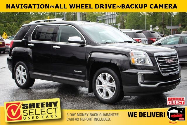 Used 2017 Gmc Terrain Slt In Suitland Md