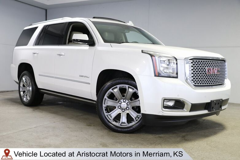 2017 GMC Yukon Denali Merriam KS