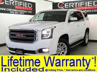 GMC Yukon SLT 4WD NAVIGATION BLIND SPOT ASSIST LANE ASSIST REAR CAMERA PARK ASSIST CO 2017
