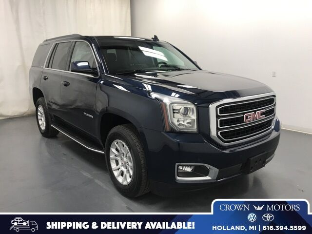 2017 GMC Yukon SLT Holland MI