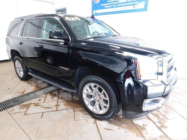 2017 GMC Yukon SLT LEATHER NAVI SUNROOF Listowel ON