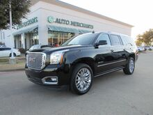 2017_GMC_Yukon XL_Denali 2WD*TRANSMISSION,OPEN ROAD PKG,ENTERTAINMENT SYSTEM,BACKUP CAM,UNDER FACTORY WARRANTY!_ Plano TX