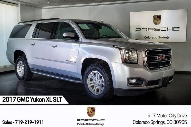 2017 GMC Yukon XL SLT Colorado Springs CO