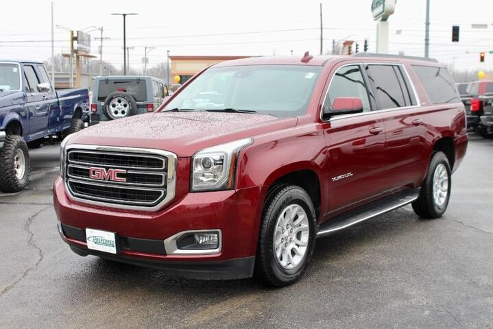 2017 GMC Yukon XL SLT Fort Wayne Auburn and Kendallville IN