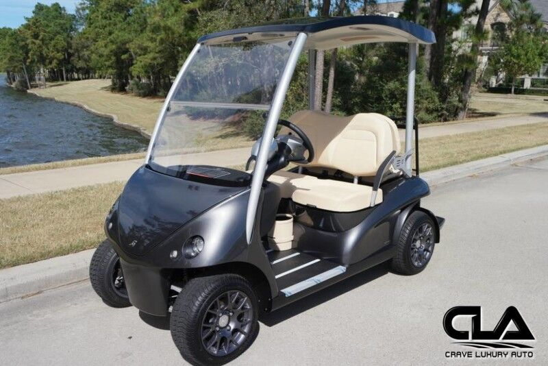 2017 Garia Golf Cart 2+2  The Woodlands TX